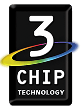 3-Chip Technology